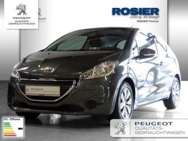 NOUVEAU +++ Peugeot Voiture d'occasion: Peugeot 208 Active 1.4 95 VTi FSE USB KLIMAAUTOMATIK für 9250 € +++ Les meilleures offres | Citadine, 30950 km, 2012, Essence, 95 CV, Gris | 137617770 | auto.de