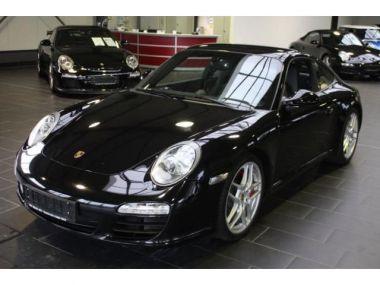 NOUVEAU +++ Porsche Voiture d'occasion: Porsche 911 Carrera S PDK Navi Xenon BOSE Sport Chro für 54900 € +++ Les meilleures offres   Coupé, 112000 km, 2008, Essence, 385 CV, Noir   138337823   auto.de