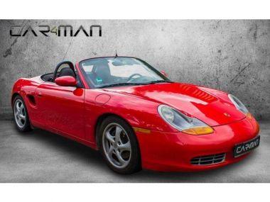 NOUVEAU +++ Porsche Voiture d'occasion: Porsche Boxster 150 kW (204 PS), Schalt. 5-Gang, Heckant für 8900 € +++ Les meilleures offres | Cabriolet/Décapotable, 150000 km, 1998, Essence, 204 CV, Rouge | 138003266 | auto.de