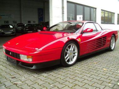 NOUVEAU +++ Ferrari Voiture d'occasion: Ferrari Testarossa  für 130000 € +++ Les meilleures offres | Coupé, 48500 km, 1991, Essence, 390 CV, Rouge | 137570646 | auto.de