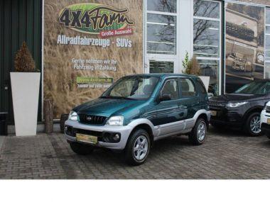 NOUVEAU +++ Daihatsu Voiture d'occasion: Daihatsu Terios CX *4x4Farm.de* für 4999 € +++ Les meilleures offres | 4x4, 139687 km, 2005, Essence, 83 CV, Autre | 137990395 | auto.de