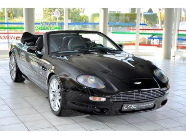 NOUVEAU +++ Aston Martin Voiture d'occasion: Aston Martin andere Aston Martin DB7 Volante für 39900 € +++ Les meilleures offres | Cabriolet/Décapotable, 68559 km, 1997, Essence, 340 CV, Noir | 134292938 | auto.de