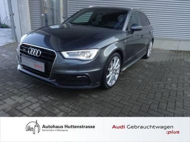 NOUVEAU +++ Audi Voiture d'occasion: Audi A3 Sportback S line 2.0TDI quattro S tronic für 26491 € +++ Les meilleures offres | Berline, 108078 km, 2014, Diesel, 184 CV, Gris | 138031653 | auto.de