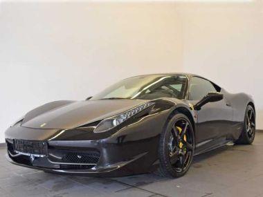 NOUVEAU +++ Ferrari Voiture d'occasion: Ferrari 458 Italia Maintenance Paket + Garantie für 154900 € +++ Les meilleures offres | Coupé, 14990 km, 2012, Essence, 570 CV, Noir | 138274558 | auto.de