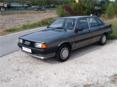 NOUVEAU +++ Audi Véhicule ancien: Audi 80 CC,Diesel, H Kennzeichen, TÜV 9/2018, 1 für 5400 € +++ Les meilleures offres | Berline, 131300 km, 1986, Diesel, 54 CV, Gris | 136888820 | auto.de