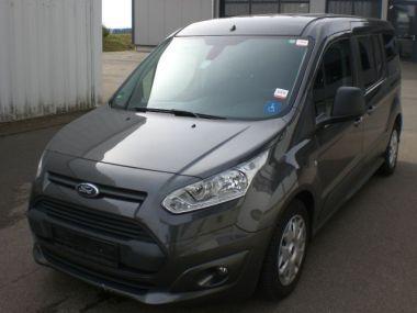 NOUVEAU +++ Ford Véhicule pour handicapés: Ford Tourneo Connect Grand Trend (Klima el. Fenster) für 26500 € +++ Les meilleures offres | Break, 28000 km, 2015, Diesel, 120 CV, Gris | 137215637 | auto.de