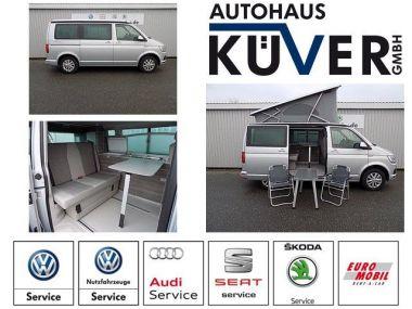 NOUVEAU +++ VW Voiture d'occasion: VW VW California 2,0 TDI Ocean DSG Standheizun für 57950 € +++ Les meilleures offres   Autres caravanes, 20 km, 2017, Diesel, 150 CV, Argent   138001021   auto.de