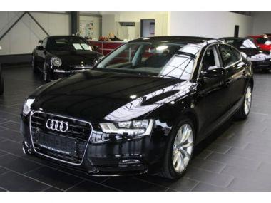 NOUVEAU +++ Audi Voiture d'occasion: Audi A5 2.0 TDI Sportback DPF multitronic Navi M für 25900 € +++ Les meilleures offres | Coupé, 18000 km, 2015, Diesel, 136 CV, Noir | 138456926 | auto.de