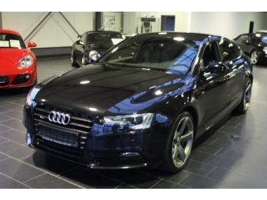 NOUVEAU +++ Audi Voiture d'occasion: Audi A5 2.0 TDI Sportback quattro DPF S tronic S für 26900 € +++ Les meilleures offres | Coupé, 90000 km, 2013, Diesel, 177 CV, Noir | 138781034 | auto.de