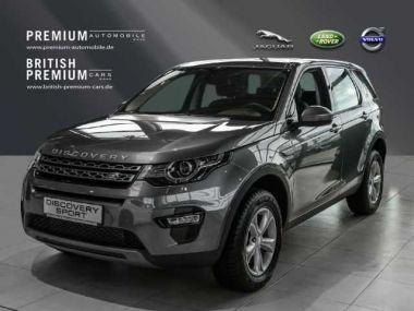 NOUVEAU +++ Land Rover Voiture d'occasion: Land Rover Discovery Sport TD4 SE Xenon/SHZ/Kamera für 34890 € +++ Les meilleures offres | 4x4, 19900 km, 2016, Diesel, 150 CV, Gris | 129034148 | auto.de