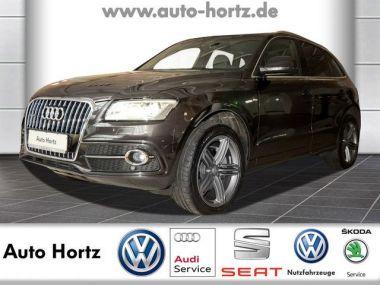 NOUVEAU +++ Audi Voiture d'occasion: Audi Q5 3.0 TDI S-Line quattro S-tronic, Pano, X für 39990 € +++ Les meilleures offres | 4x4, 69500 km, 2012, Diesel, 245 CV, Gris | 132494881 | auto.de