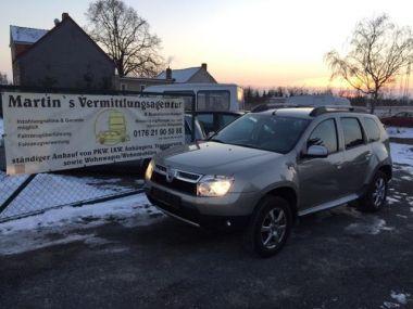 NOUVEAU +++ Dacia Voiture d'occasion: Dacia Duster dCi 110 FAP 4x2 Prestige Leder Klima 8fa für 6750 € +++ Les meilleures offres | 4x4, 140000 km, 2010, Diesel, 107 CV, Autre | 138601860 | auto.de