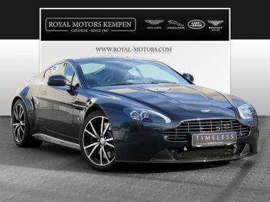 NOUVEAU +++ Aston Martin Voiture d'occasion: Aston Martin Vantage V8  S SP10 1e Hand, 7500 km für 89900 € +++ Les meilleures offres | Coupé, 7551 km, 2014, Essence, 434 CV, Gris | 138130900 | auto.de