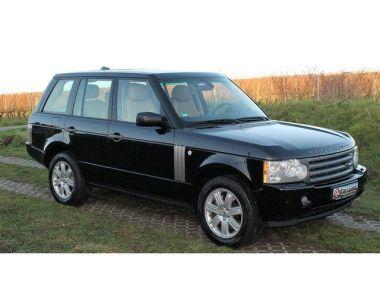 NOUVEAU +++ Land Rover Voiture d'occasion: Land Rover Range Rover V8 TD Vogue für 17900 € +++ Les meilleures offres | 4x4, 203776 km, 2007, Diesel, 272 CV, Noir | 133677788 | auto.de