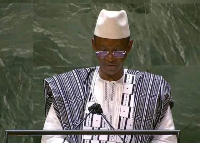 ONU: le Premier ministre malien accuse la France d'un «abandon en plein vol»