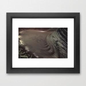 """""""Gold Gothic"""" - Kurt Dahlke - Framed Art Print"""