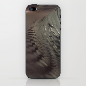 """Gold Gothic"" - Kurt Dahlke - iPhone 5 Skin"