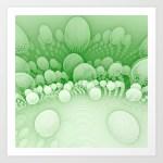 """""""Sub Orbit"""" - Mandelbulb Art - Matthew Haggett - Fine Art Print"""