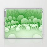 """""""Sub Orbit"""" - Mandelbulb Art - Matthew Haggett - iPad Skin"""