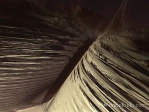 """""""Mesa Diablo V"""" 3D Fractal Art, By Kurt Dahlke, 2012"""