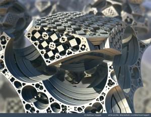 """Platinum Box 2"" by Matthew Haggett"