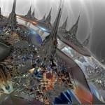 """Chrome Terraces"" by Ricky Jarnagin"