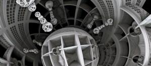 Wisdom Machine, Matthew Haggett, Mandelbulb 3D