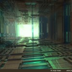 """Crystal Hall"" by Jorge Abalo"