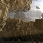 """Lumineux"" by Marc Vanlindt. 3D fractal art created with Mandelbulb 3D."