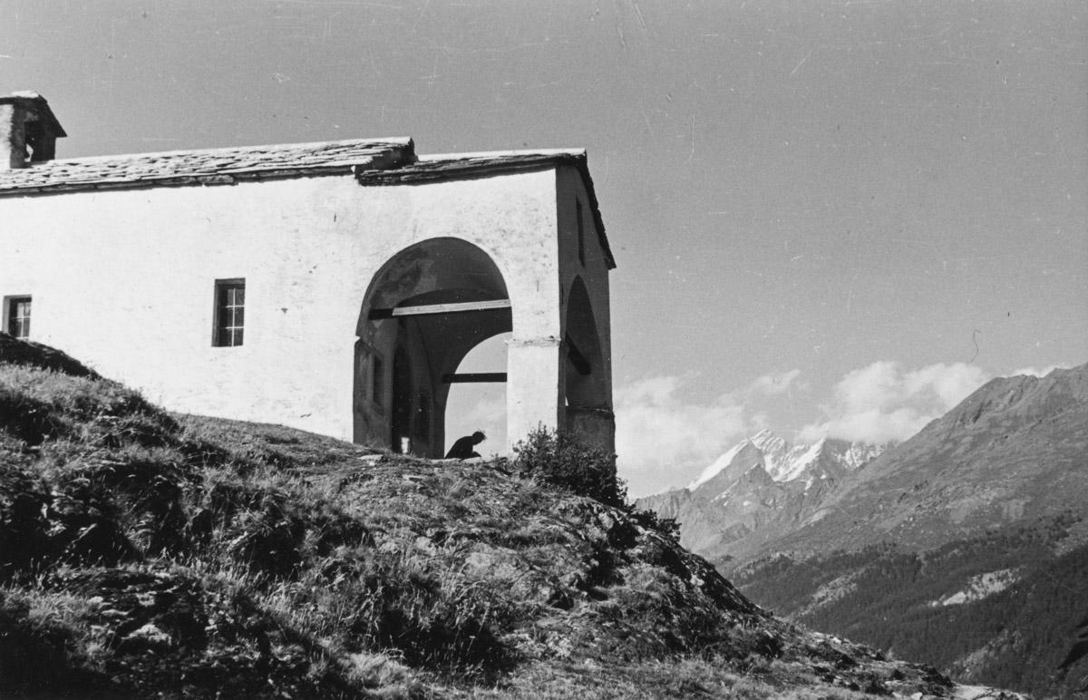 Chapelle de Blatten