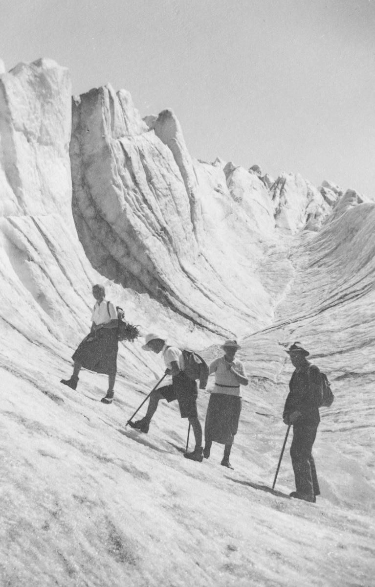 Glacier de Findelen