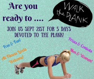 """Celebrate """"Talk Like A Pirate Day"""" Belatedly by Walking The Plank!"""