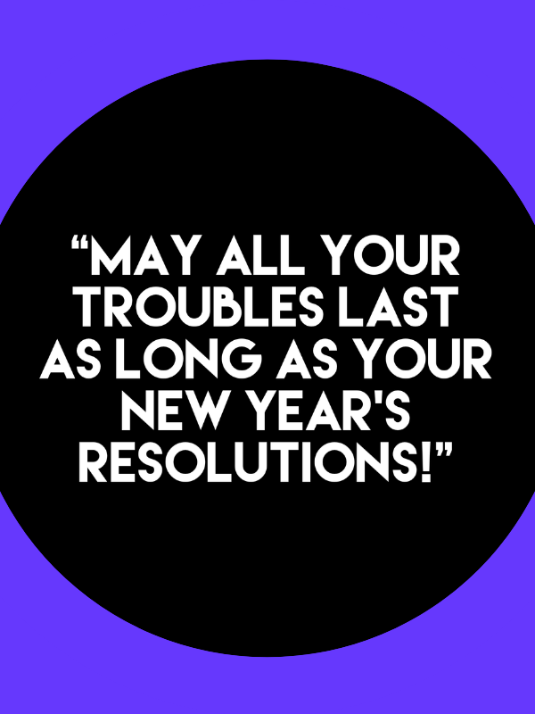 Defending New Year's Resolutions