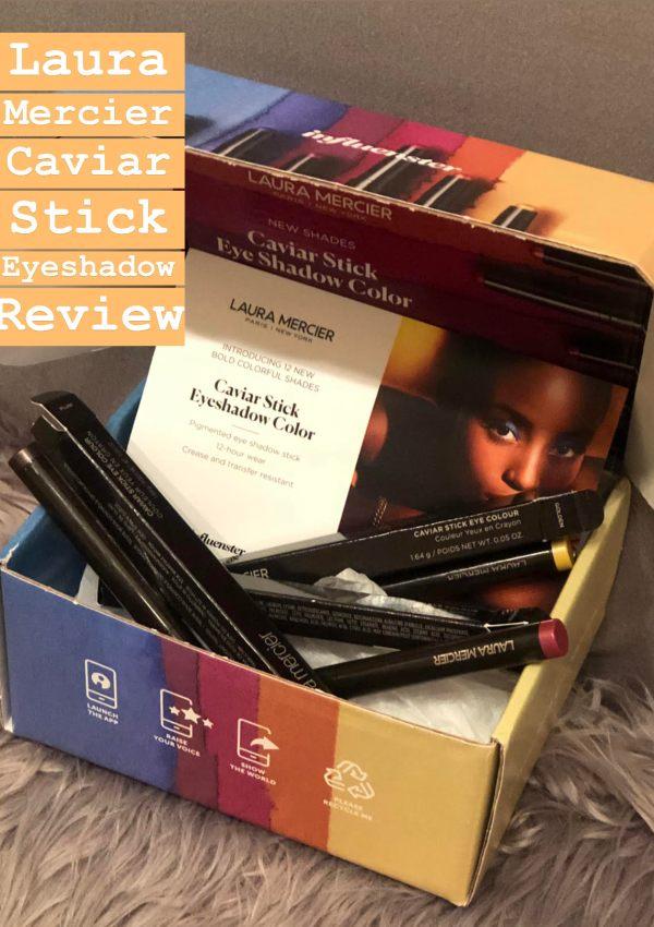 Laura Mercier Caviar Stick Eyeshadow Review
