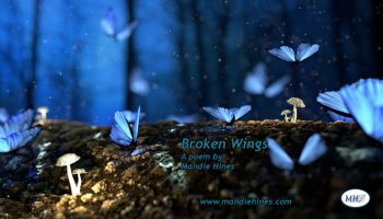 Poem: Breaking Through – Mandie Hines Author