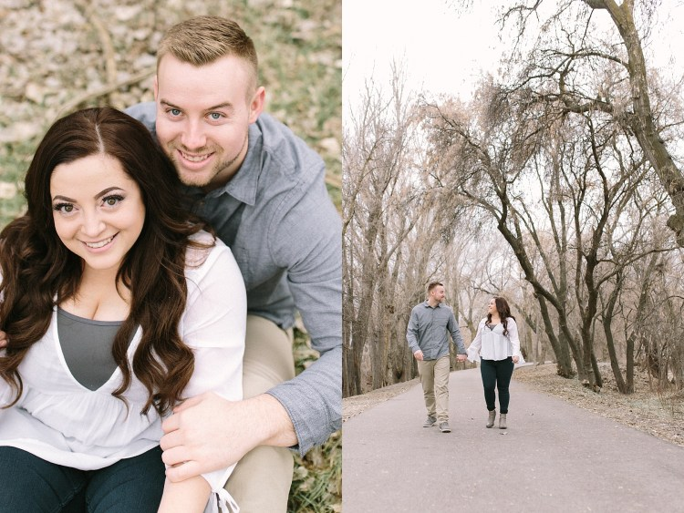Jordan + Annie || Engagement Session