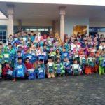 PT Timah Tbk, Santuni 66 Anak Yatim Piatu Dari Kabupaten Meranti