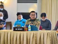 Bupati Meranti Ikut Exspose Rencana Program Penanggulangan Kemiskinan pada Wilayah Konsesi PT RAPP