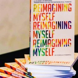 Reimaging Myself by Ntsikelelo Mzibomvu
