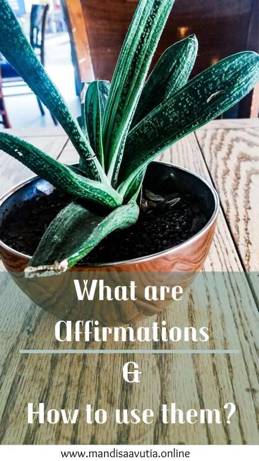 beat resistance through affirmations and win