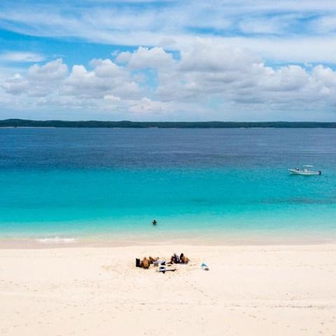 Praia de Nemberala
