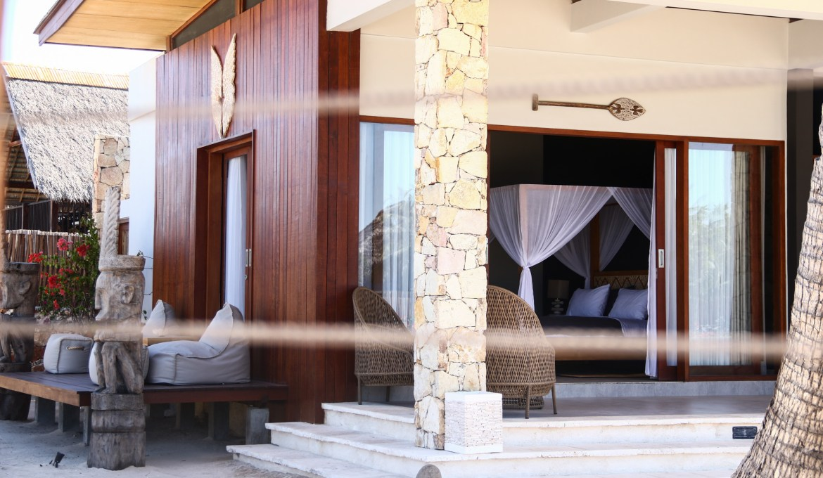 Panoramic Beach Front Suite