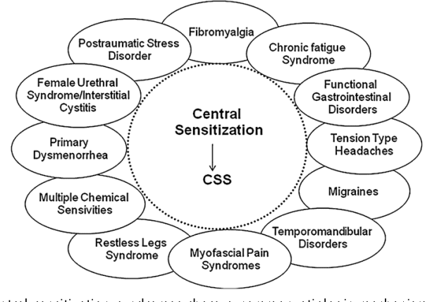 Central Sensitivity