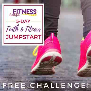 faith and fitnessjumpstart