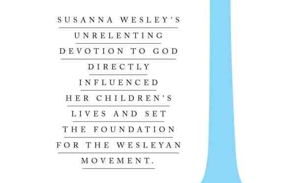 SUsannah's Devotion to God