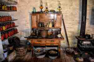 long forgotten kitchens
