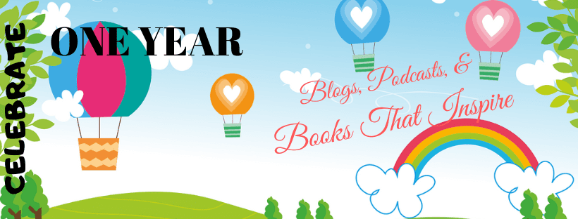 #favoriteblogs #inspiringpodcasts #favoritebooks