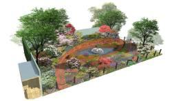 Musen Landscape Seek Garden
