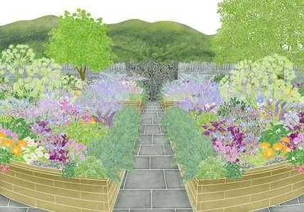 Health & Wellbeing Garden