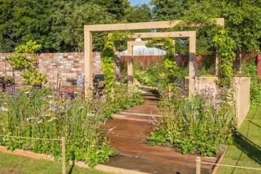 A Space to Ruminate garden